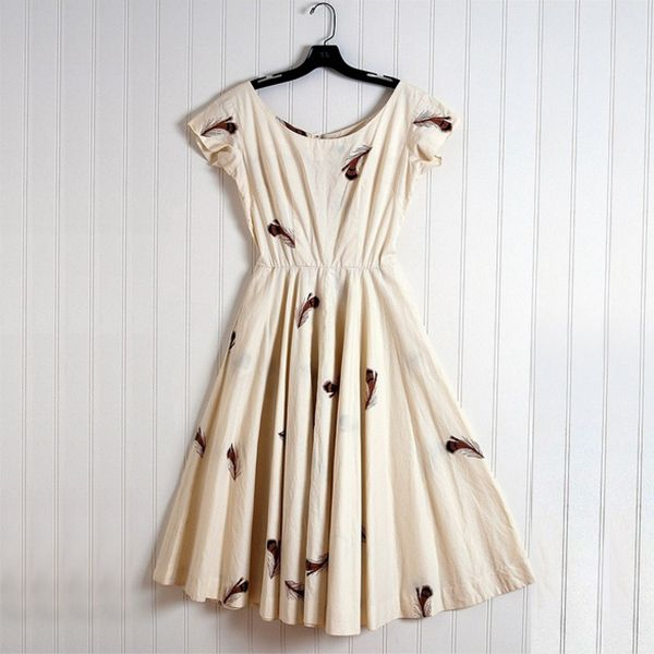 Picture of Simple Classic Dress