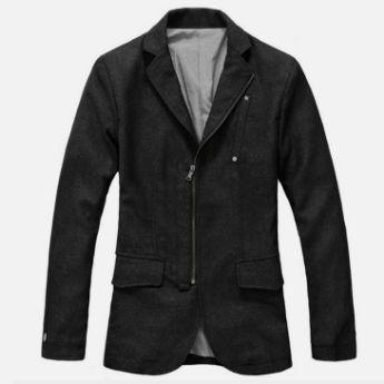 Picture of Black Blazer for Men