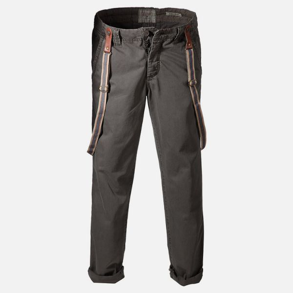 Picture of Trousers with Suspenders