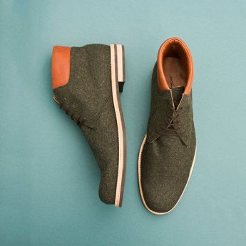 Picture of Vintage Men Formal Shoes